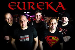 eureka groupe cover band 2