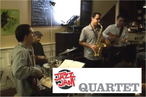 Jazz Jam Quartet, jazz band, cocktail music